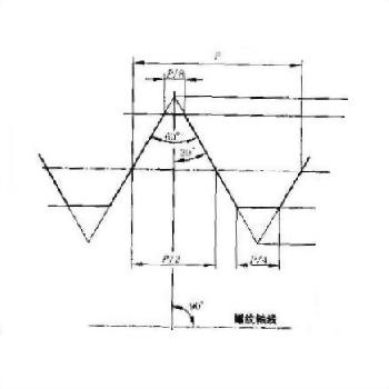 SM,Sewing machine thread standard , spiral flutes full carbide taps