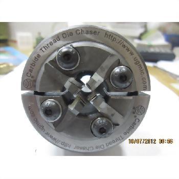 UN,UNC,UNF,UNEF,UNS,Unified Thread,Carbide Insert thread Cutting Dies with shank holder