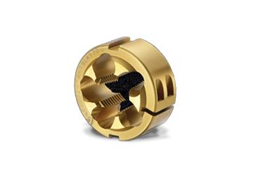 M公制螺紋高速鋼含鈷丸駒(板牙)-訂製款