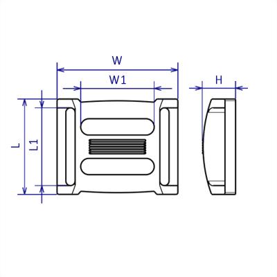 ji-horng-plastic-adjust-strap-buckle-with-dual-loop-b7