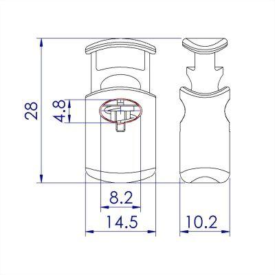 ji-horng-plastic-barrel-cord-stopper-C12