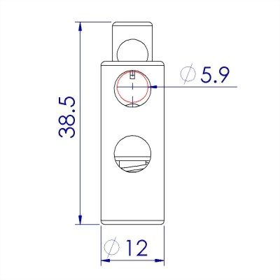 ji-horng-plastic-long-barrel-cord-stopper-C15