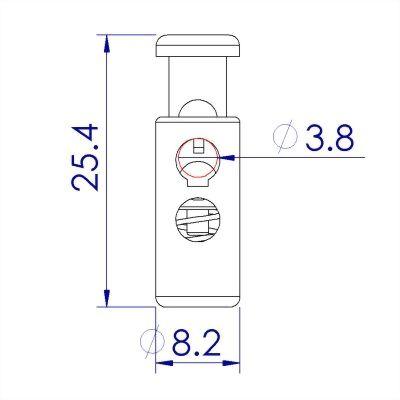 ji-horng-plastic-dual-cord-stopper-C15A