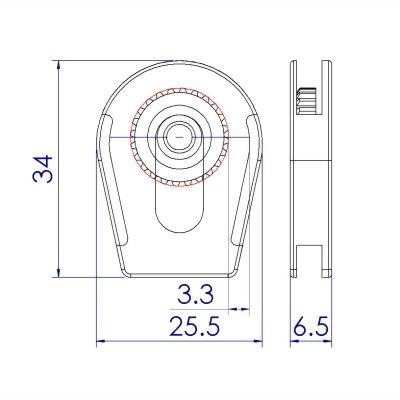 ji-horng-plastic-wheel-cord-stopper-C18