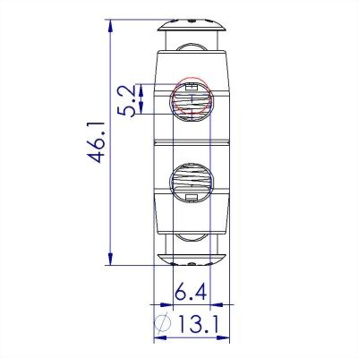 ji-horng-plastic-double-sided-toggle-clip-C1Z