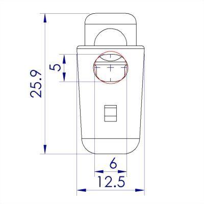 ji-horng-plastic-cylinder-cord-toggle-lock-C25