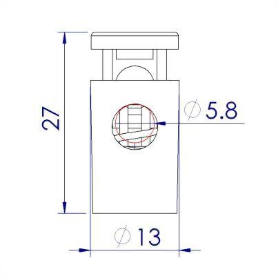 ji-horng-plastic-barrel-cord-stopper-glossy-C27