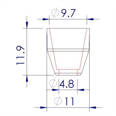 ji-horng-plastic-bell-cord-end-lock-C41A