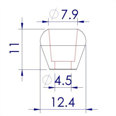 ji-horng-plastic-mini-bell-cord-end-lock-C42B