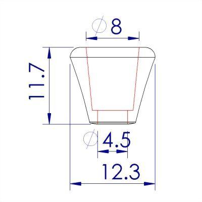 ji-horng-plastic-mini-bell-cord-end-lock-C42D