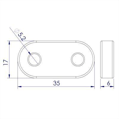 ji-horng-plastic-pig-nose-cord-stopper-C78