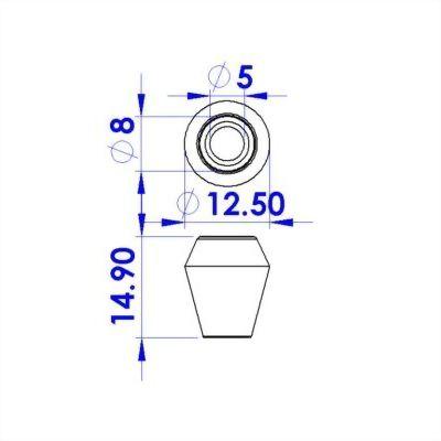 ji-horng-plastic-bell-cord-end-lock-C79