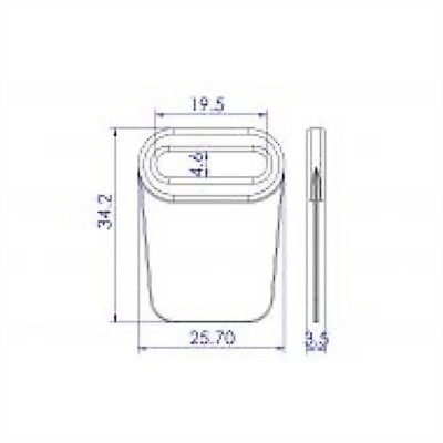 jh-plastic-sewable-square-loop-L10