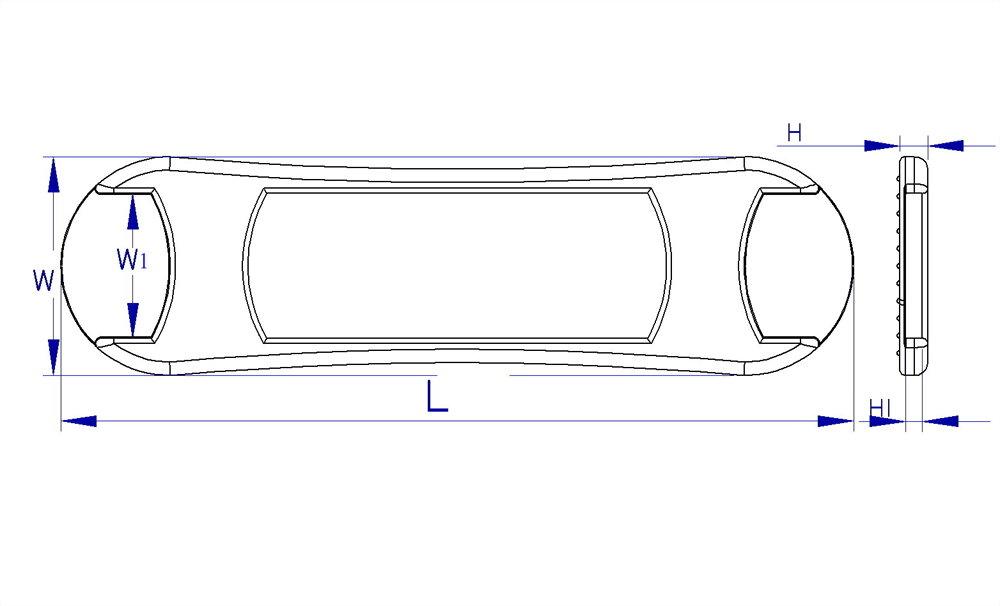 ji-horng-plastic-oval-anti-slip-shoulder-pad-P1