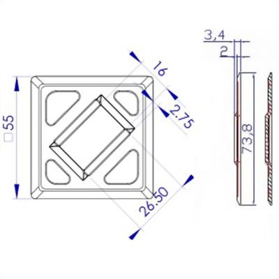ji-horng-plastic-4-slots-lash-tab-P3