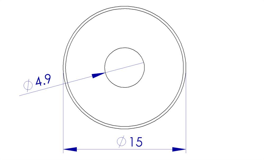 聚鴻-塑膠華司墊圈-W15
