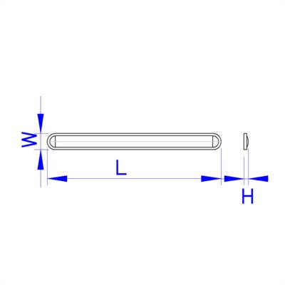 聚鴻-塑膠PP凸棒-PP910