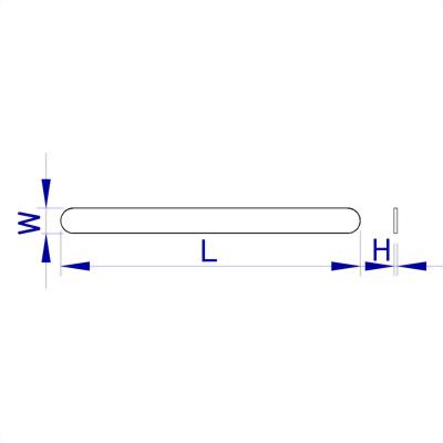 聚鴻-醫療級塑膠PP平棒-PP915