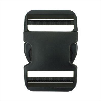 20mm Plastic Ladder Lock For Webbing Strap Buckle Clip Bag Backpack Fastener