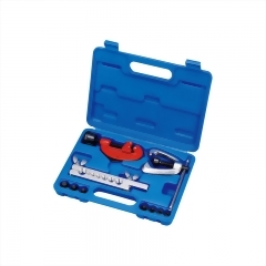 TUBE CUTTER AND DOUBLE FLARING TOOL KIT
