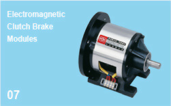 Electromagnetic Clutch Brake Modules