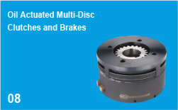 Oil Actuated Multi-Disc Clutches and Brakes