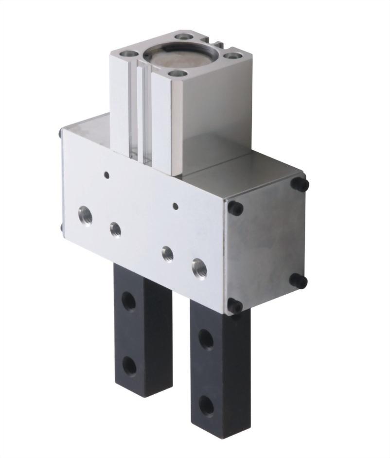 氣缸-平行夾爪 GH01