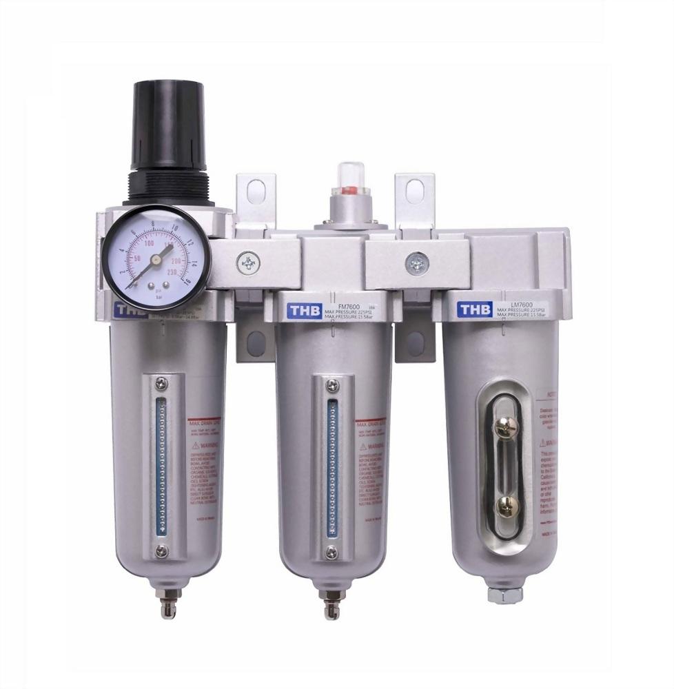 FR-FLM76 FILTER/REGULATOR SET&AIR CLEAN/DRYER