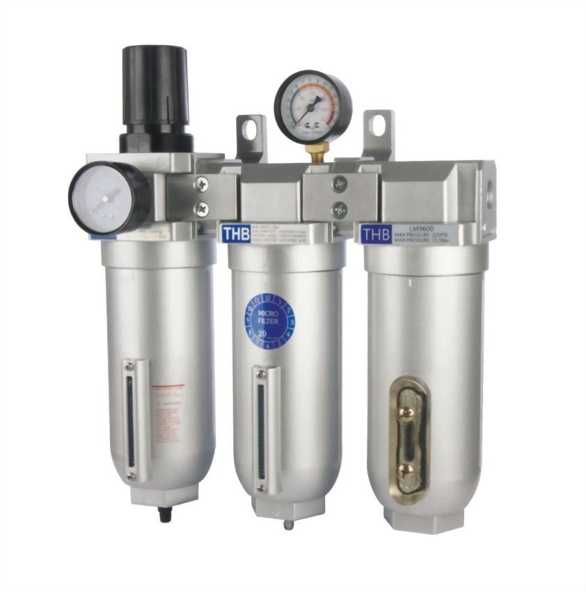 FR-FLM96 FILTER/REGULATOR SET & AIR CLEAN/DRYER
