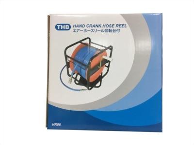 HR06手動捲管器(PU夾紗管)