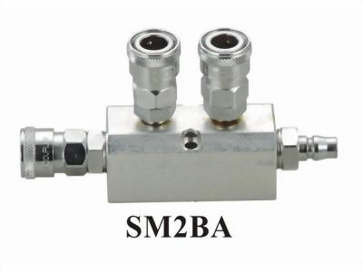 SM2BA HIGH FLOW MANIFOLD