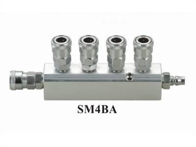 SM4BA High Flow Manifold
