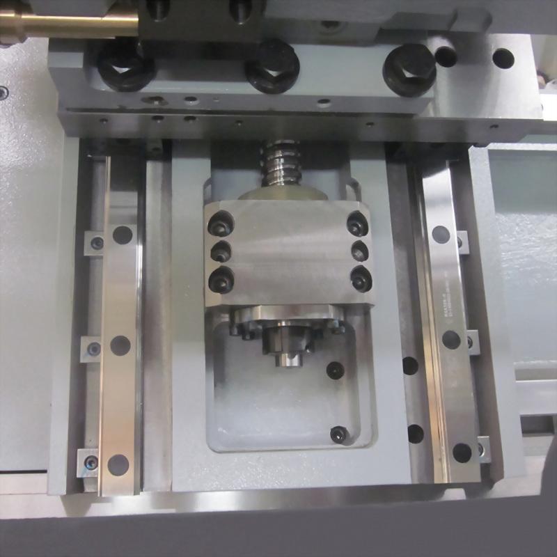 Slant Bed Linear Way CNC Lathe-JT-200P