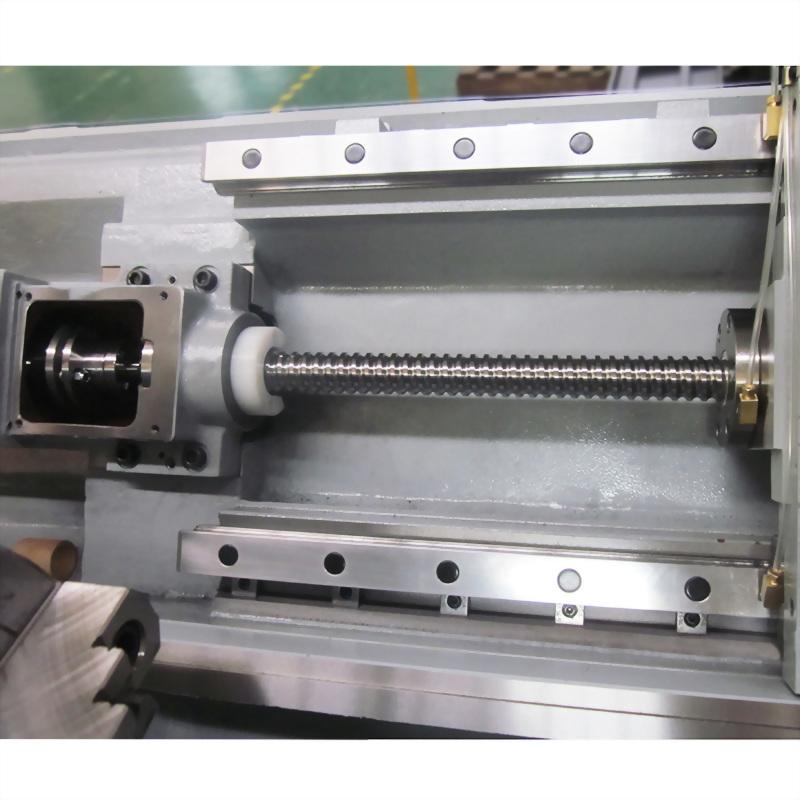 Slant Bed Linear Way CNC Lathe-JT-200PL