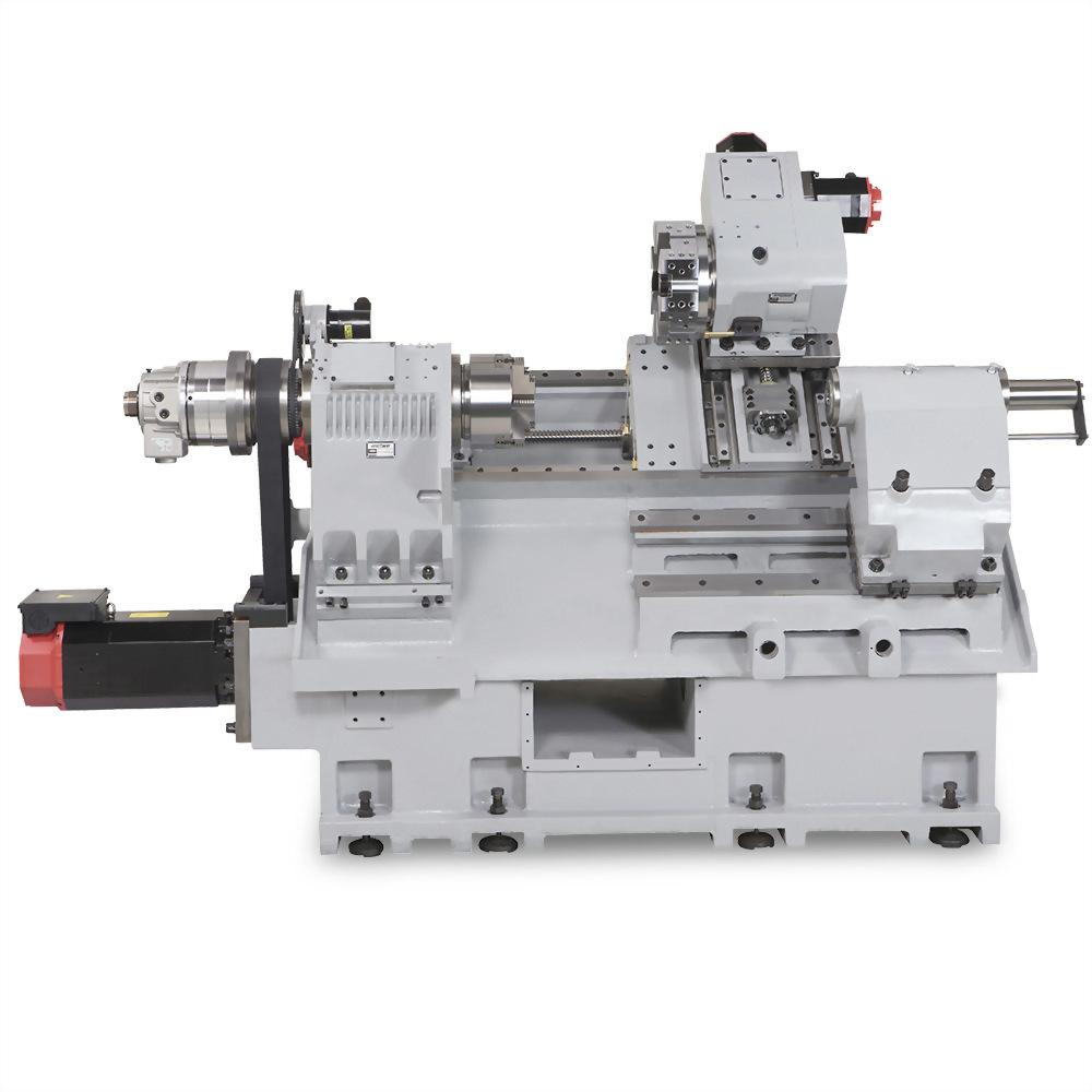 Slant Bed Linear Way CNC Lathe-JT-200