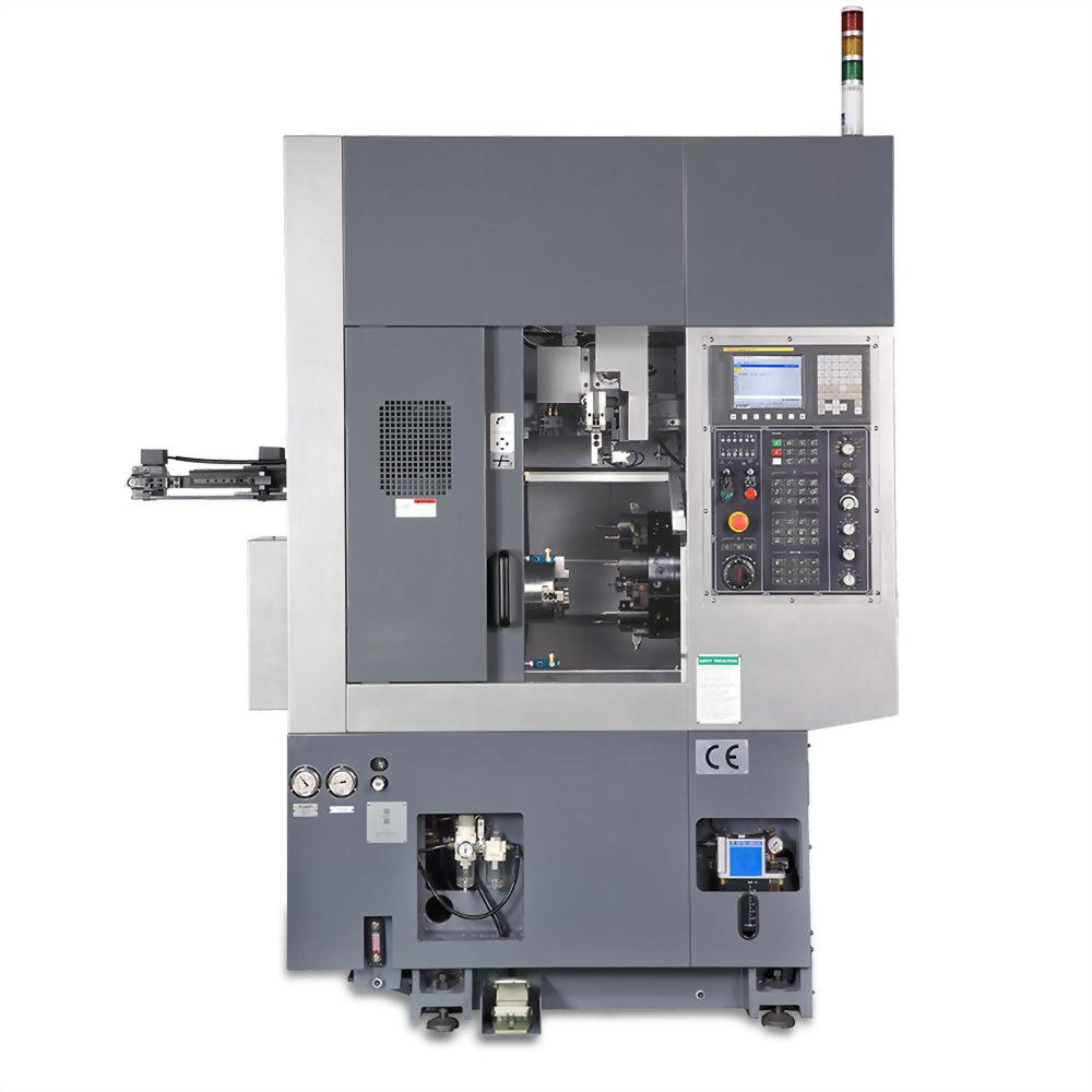 Compact CNC Lathe for Automatic Machining UT-100M