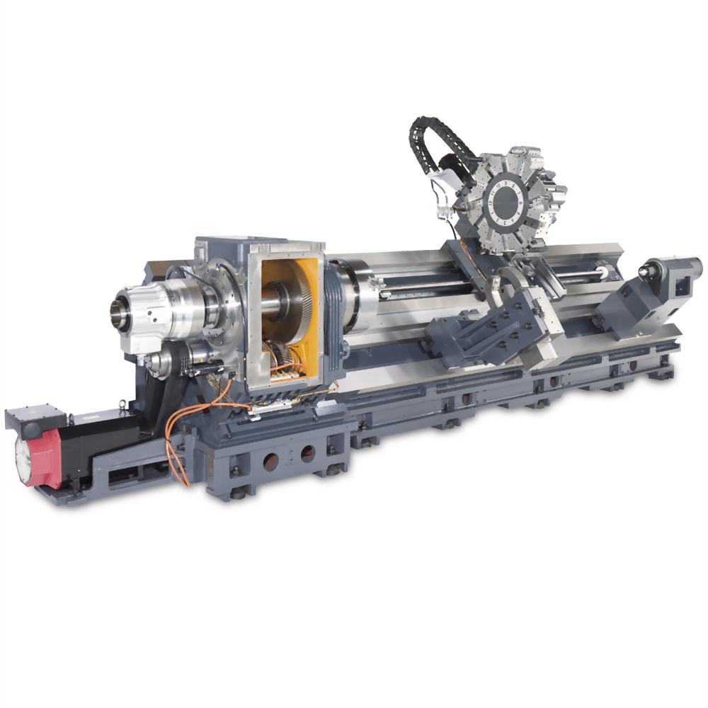 Super Heavy Duty Turning Center UT-400LX5