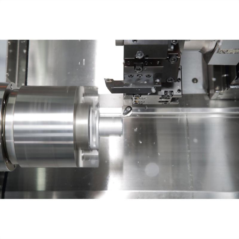 Multi-Axis Machine for Mass Production UZ-2000T2M