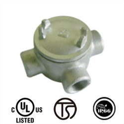 Conduit fittings, Drain and Breather, Conduit outlet box
