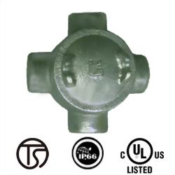 GX型-耐压防爆圆型接线盒