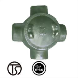 GX耐壓防爆圓型接線盒、穿線盒、接線盒、管件、電管、申芳