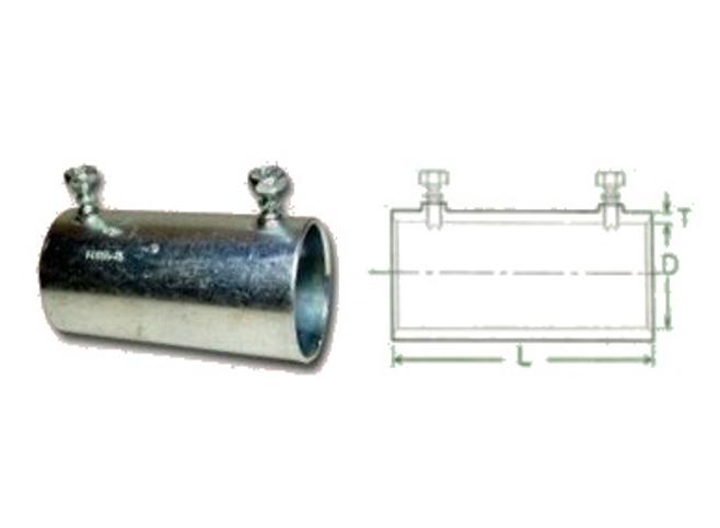 EMT無牙導線管、管接頭、電管、申芳