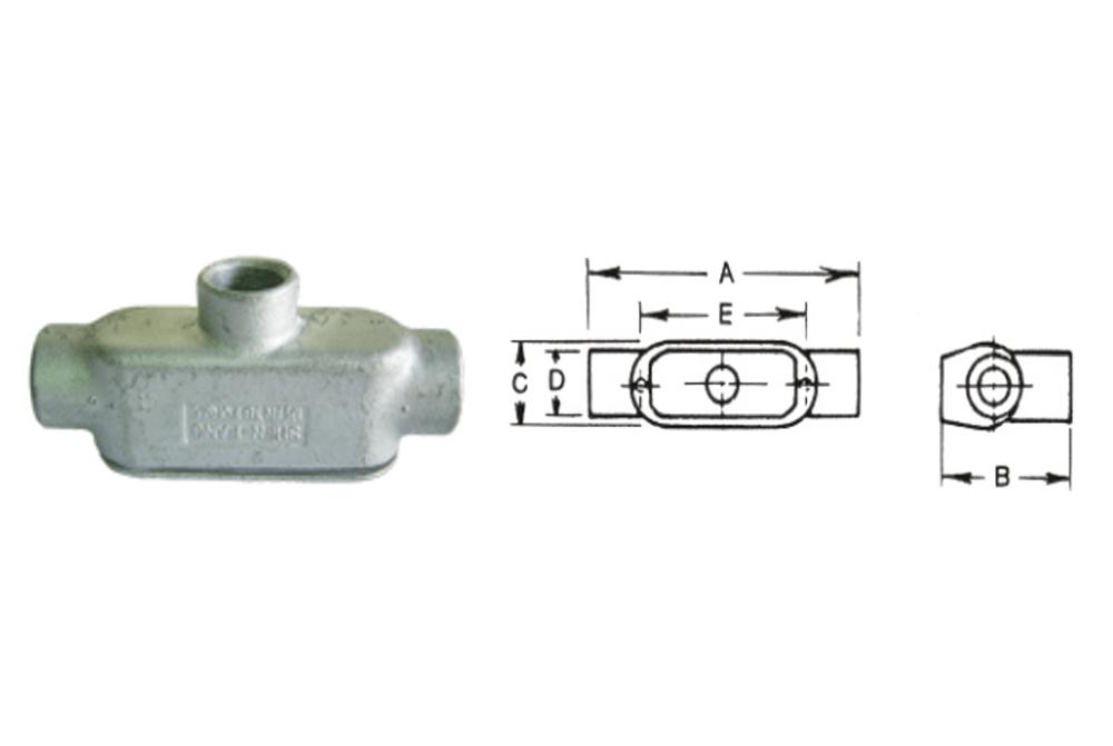 TB型電管穿線匣、電管配件、穿線盒、電管管件、管件、接線盒