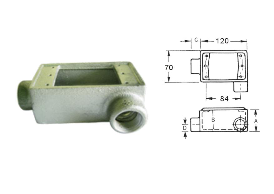 FL型 - 開關接線盒