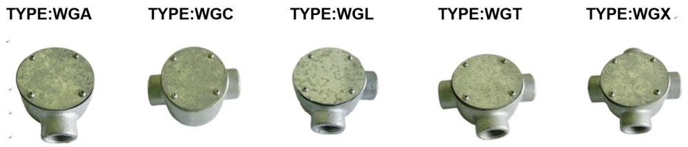 防水圓型接線盒、電管配件、穿線盒、電管管件、管件、接線盒