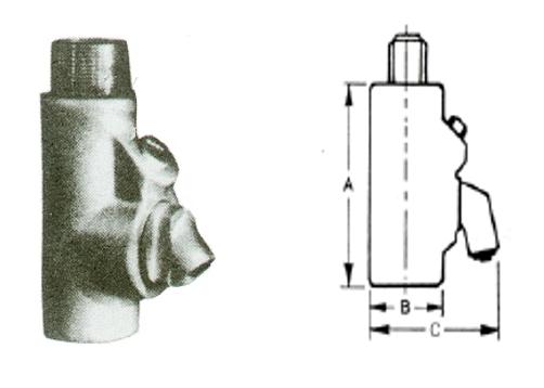 EYDM型、密封匣、密封接頭、電管、申芳