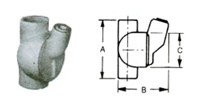 YZ型、密封匣、密封接頭、電管、申芳