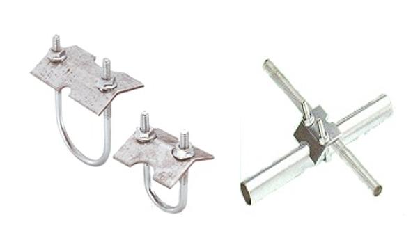 十字吊架 RAI、P型管夾、電管管夾、電管管夾、電管角鐵、槽鐵、防爆管件、電管管件、電管、電線導管、接頭、電管配件、穿線盒、電管管件、電管