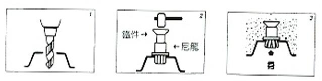 鋼模用預埋螺絲、平頭式膨脹螺絲、電管配件、穿線盒、電管管件、管件、接線盒