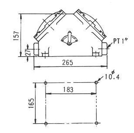N1 (d2 G4) - SFE型耐压防爆开关